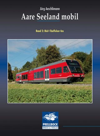 Buch «Aare Seeland mobil, Band 2»