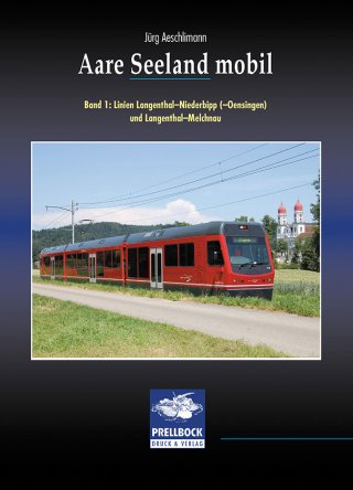 Buch «Aare Seeland mobil, Band 1»