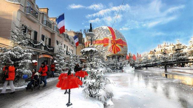 Winterzauber Europa-Park