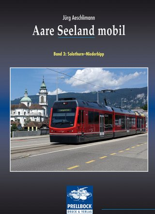 Buch «Aare Seeland mobil, Band 3»