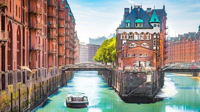 Hamburg – Hafenstadt mit Weltflair