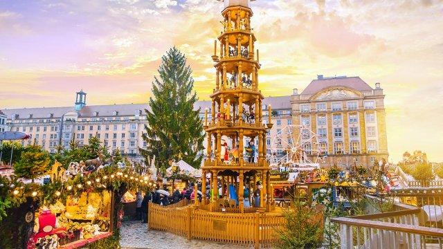 Adventsreise nach Stuttgart