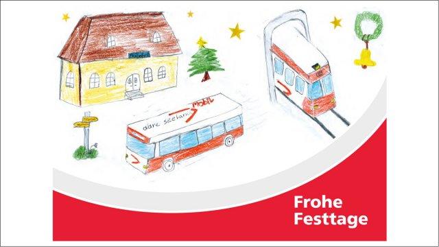 Wettbewerb für unsere diesjährige Weihnachtskarte
